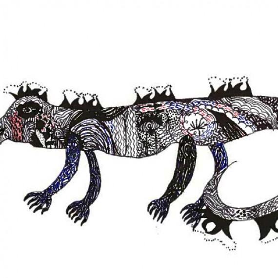 Le crocodile