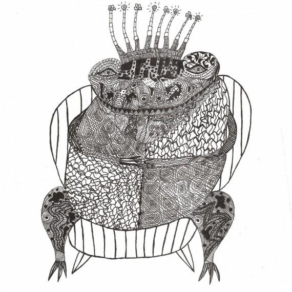 La reine des grenouilles