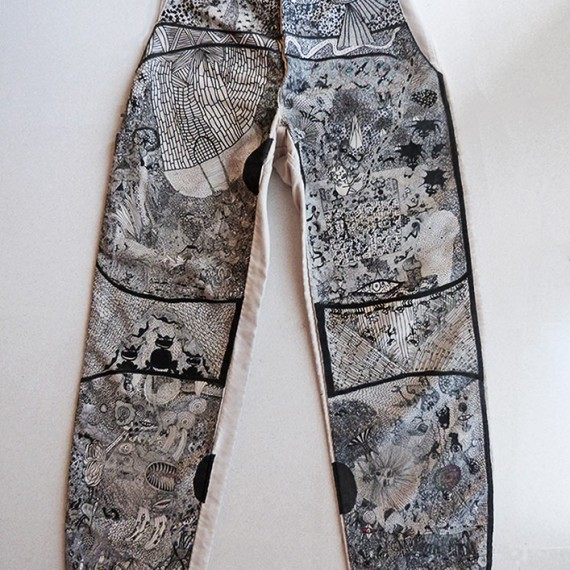 pantalon de scène